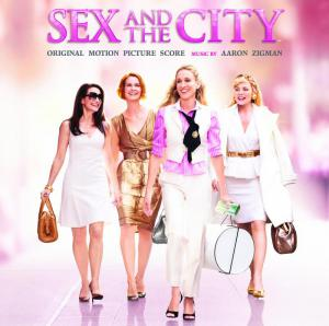 Sex and the City Original Motion Picture Score. Front. Click to zoom.