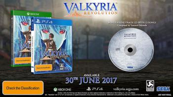Valkyria Revolution Soundtrack Selections. Contents. Click to zoom.