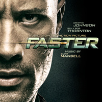 Faster Music from the Motion Picture. Передняя обложка. Click to zoom.