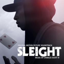 Sleight Original Motion Picture Soundtrack. Передняя обложка. Click to zoom.