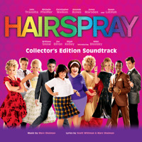 Hairspray Soundtrack from the Motion Picture Collector's Edition. Передняя обложка. Click to zoom.