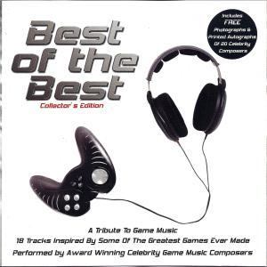 Best of the Best: A Tribute To Game Music. Лицевая сторона . Click to zoom.