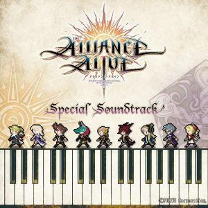 THE ALLIANCE ALIVE Special Soundtrack, The. Лицевая сторона . Click to zoom.