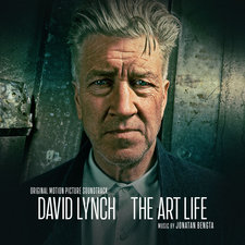 David Lynch: The Art Life Original Motion Picture Soundtrack. Передняя обложка. Click to zoom.