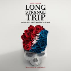 Long Strange Trip: The Untold Story of the Grateful Dead Motion Picture Soundtrack. Передняя обложка. Click to zoom.