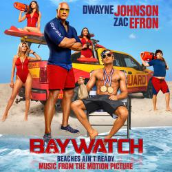 Baywatch Music From the Motion Picture. Передняя обложка. Click to zoom.