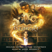 Inkheart Original Motion Picture Soundtrack Booklet Version. Передняя обложка. Click to zoom.