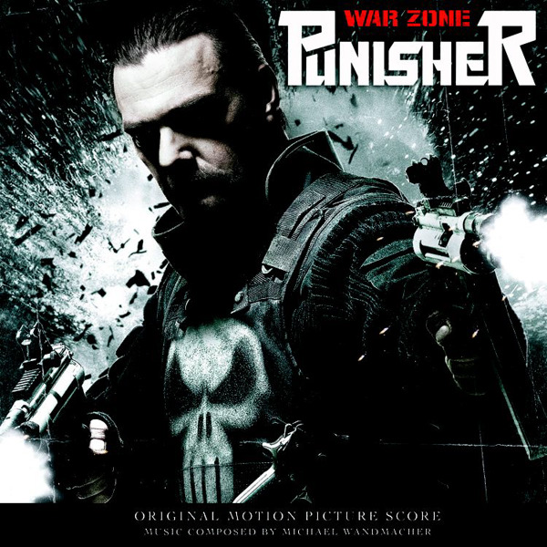 Punisher - War Zone Original Motion Picture Score