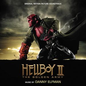 Hellboy II: The Golden Army Original Motion Picture Soundtrack. Лицевая сторона . Click to zoom.