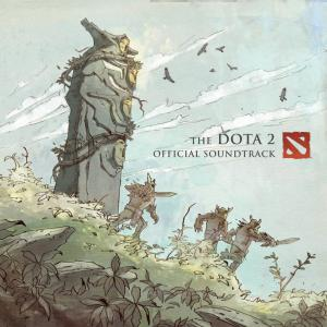 Dota 2 The Official Soundtrack. Front. Click to zoom.