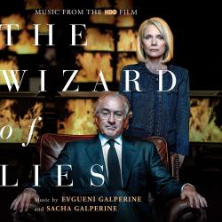 Wizard of Lies Music from the HBO Film, The. Передняя обложка. Click to zoom.