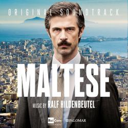 Maltese Original Motion Picture Soundtrack. Передняя обложка. Click to zoom.