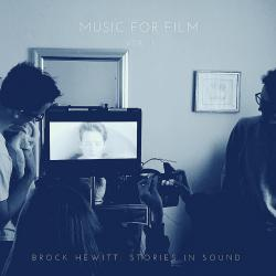 Music for Film, Vol. 1 - EP. Передняя обложка. Click to zoom.