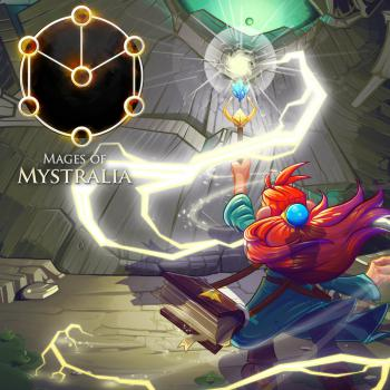Mages of Mystralia - Preview Album. Front. Click to zoom.