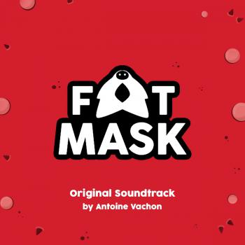Fat Mask Original Soundtrack. Front. Click to zoom.