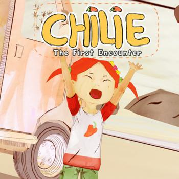 Chilie -Music from and Inspired by-. Front. Click to zoom.