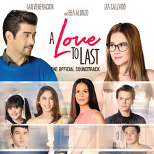 A Love To Last Original Motion Picture Soundtrack. Передняя обложка. Click to zoom.