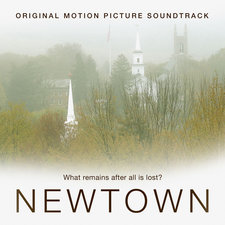 Newtown Original Motion Picture Soundtrack. Передняя обложка. Click to zoom.
