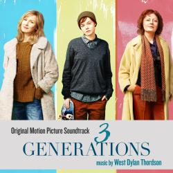 3 Generations Original Motion Picture Soundtrack. Передняя обложка. Click to zoom.