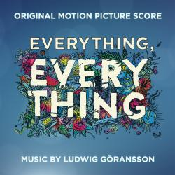 Everything, Everything Original Motion Picture Score. Передняя обложка. Click to zoom.