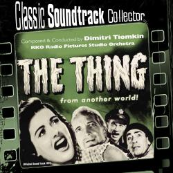Thing from Another World Original Soundtrack 1951, The. Передняя обложка. Click to zoom.
