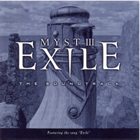 Myst III - Exile Original Game Soundtrack. Передняя обложка. Click to zoom.