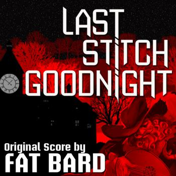 Last Stitch Goodnight OST. Front. Click to zoom.