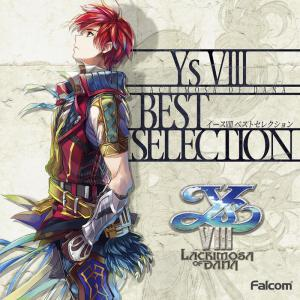 Ys VIII -Lacrimosa of DANA- BEST SELECTION. Лицевая сторона . Click to zoom.