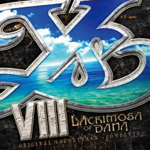 Ys VIII -Lacrimosa of DANA- Original Soundtrack -Complete-. Лицевая сторона . Click to zoom.