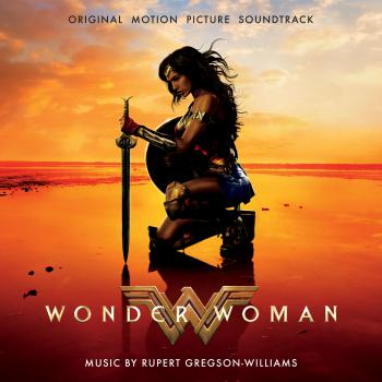 Wonder Woman: Original Motion Picture Soundtrack. Front. Click to zoom.