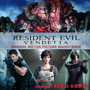 Resident Evil: Vendetta Original Motion Picture Soundtrack. Лицевая сторона . Click to zoom.