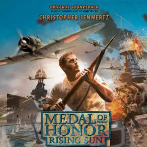 Medal of Honor: Rising Sun Original Soundtrack. Лицевая сторона . Click to zoom.