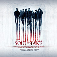My Soul to Take Original Motion Picture Soundtrack. Передняя обложка. Click to zoom.