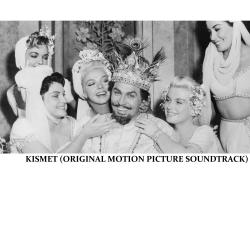 Kismet Original Motion Picture Soundtrack. Передняя обложка. Click to zoom.