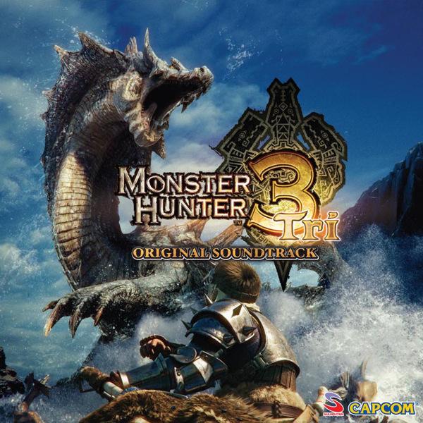 Monster hunter 3 tri original soundtrack. Soundtrack from monster.