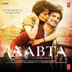 Raabta Original Motion Picture Soundtrack. Передняя обложка. Click to zoom.