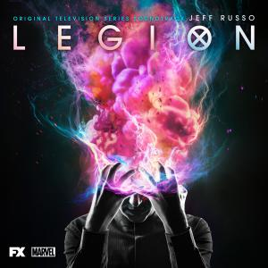 Legion, Vol. 2 Original Television Series Soundtrack. Лицевая сторона . Click to zoom.