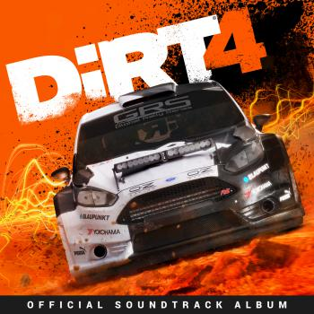 DiRT 4 Official Soundtrack Album. Front. Click to zoom.