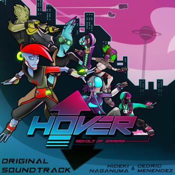 Hover: Revolt Of Gamers Original Soundtrack. Front. Click to zoom.
