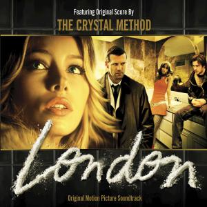 London Original Motion Picture Soundtrack. Лицевая сторона . Click to zoom.