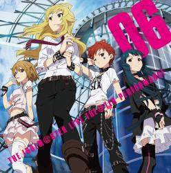 THE IDOLM@STER LIVE THE@TER PERFORMANCE 06 - EP, The. Передняя обложка. Click to zoom.