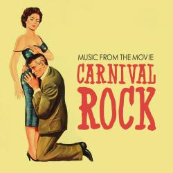 Music from the Movie Carnival Rock. Передняя обложка. Click to zoom.