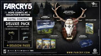 Far Cry 5 Original Soundtrack. Advertisement. Click to zoom.