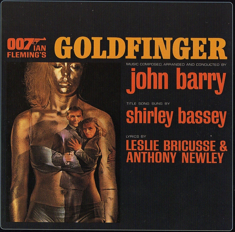 goldfinger 007 soundtrack
