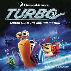 Turbo Music From the Motion Picture. Передняя обложка. Click to zoom.