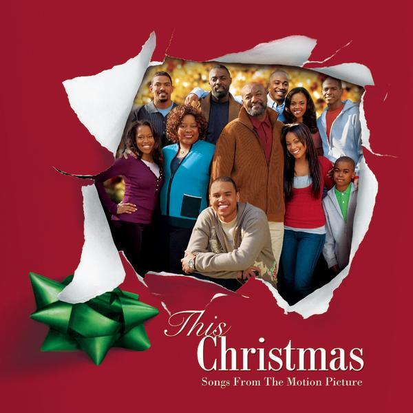 Chris brown this christmas album cover