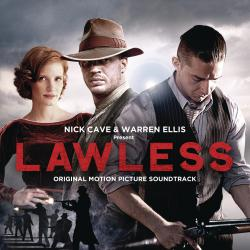 Lawless Original Motion Picture Soundtrack. Передняя обложка. Click to zoom.