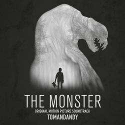 Monster Original Motion Picture Soundtrack, The. Передняя обложка. Click to zoom.