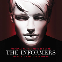 Informers Original Motion Picture Score, The. Передняя обложка. Click to zoom.