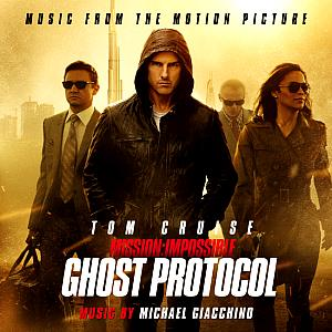 Mission: Impossible - Ghost Protocol Original Motion Picture Soundtrack. Лицевая сторона . Click to zoom.